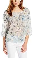 Garcia Women's L50033 Regular Fit Long Sleeve Blouse,(Manufacturer size: S)