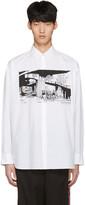 Stella McCartney White Printed Shirt