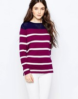 Sugarhill Boutique Hallie Stripe Sweater