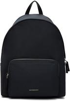 Burberry Navy Nylon Abbeydale Backpack