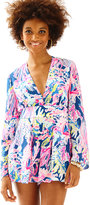Lilly Pulitzer Gloria Long Sleeve Romper