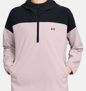 Under Armour Women's UA RECOVER Woven Anorak Jacket