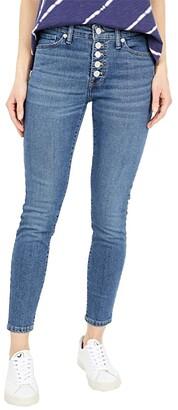 Lucky Brand Mid-Rise Ava Skinny Jeans in Tajamal (Tajamal) Women's Jeans