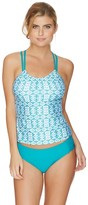 Next Yoga Groove Third Eye 2 Shirr Tankini