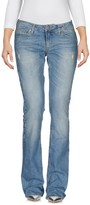 Made With Love Denim pants - Item 42554097