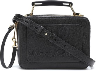 Marc Jacobs Box Mini leather shoulder bag