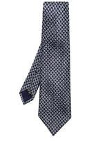 Zegna Optical dot weave tie