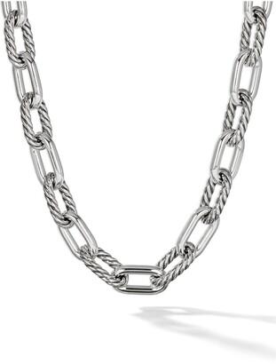 David Yurman DY Madison large 13.5mm necklace