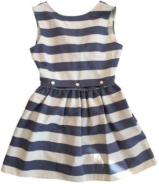 MAISON KITSUNÉ Blue Cotton Dresses