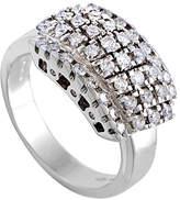 Damiani 18K 0.72 Ct. Tw. Diamond Ring