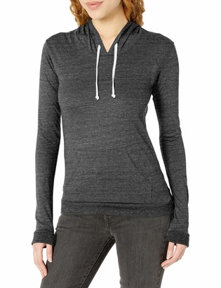 Alternative Women's Eco Jersey Classic Pullover Hoodie
