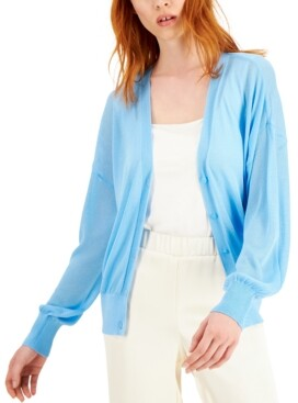 Thumbnail for your product : Alfani V-Neck Cardigan, Created for Macy's