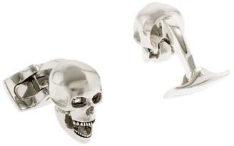 Deakin & Francis Moving Jaw Skull Cufflinks