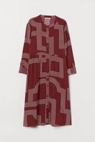 H&M MAMA Shirt Dress - Red