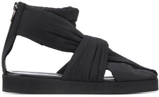 Christian Wijnants Adam tie style sandals