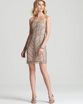 Strapless Dress - Embellished