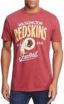 Junk Food Clothing Redskins Kickoff Crewneck Short Sleeve Tee