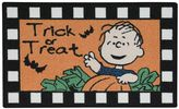 """Peanuts Holiday """"Trick Or Treat"""" Linus Accent Rug - 20"""" x 32"""""""