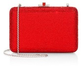 Thumbnail for your product : Judith Leiber Slim Slide Crystal Clutch