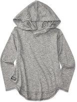 Ralph Lauren Hooded Long-Sleeve Shirt, Big Girls (7-16)