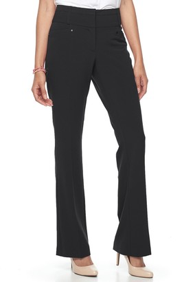 Candies Juniors' Candie's Marilyn Midrise Bootcut Pants