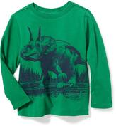 Old Navy Graphic Crew-Neck Tee for Toddler