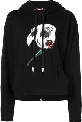 Haculla Forgiveness Cropped Hoodie