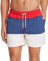 Solid & Striped Americana Color Block Classic Board Shorts
