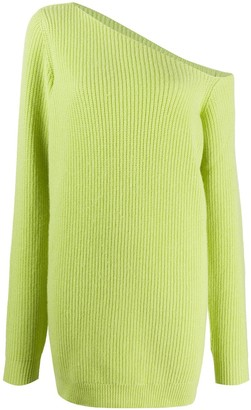 GAUGE81 Isa asymmetric cashmere jumper