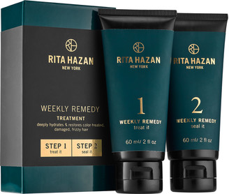 RITA HAZAN Weekly Remedy Treatment For Deep Hydration & Superior Shine
