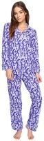 BedHead Long Sleeve Classic Pajama Set Women's Pajama Sets