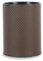 Bed Bath & Beyond Lamont Home Basketweave Wastebasket