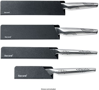 Baccarat Knife Covers Set of 4