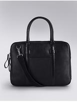 Autograph Luxury Leather Laptop Bag