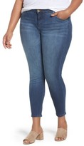 KUT from the Kloth Plus Size Women's Connie Skinny Ankle Jeans