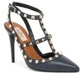 Valentino Rockstud Leather Slingbacks