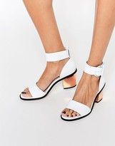 Asos TAKER Two Part Sandals
