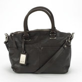 Tignanello Polished Pocket Convertible Satchel