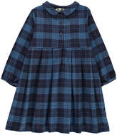 Noro Jeanne Checked Shirt Dress