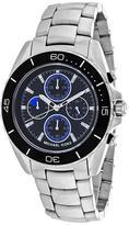 Michael Kors Jetmaster MK8462 Men's Round Silver Stainless Steel Watch