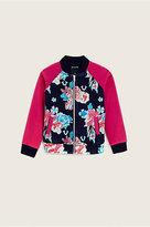 True Religion Floral Bomber Kids Jacket
