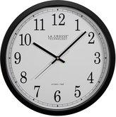 La Crosse Technology WT-3143A 14-Inch Atomic Wall Clock