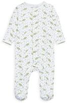 Magnolia Baby Baby's Sweet Pea-Print Footie
