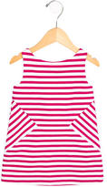 Kate Spade Girls' Striped Bow-Accented Dress w/ Tags