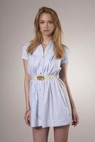 Heartloom Prospect Dress in Sailor