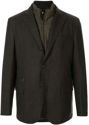 Corneliani slim-fit blazer