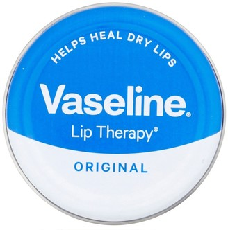 Vaseline Lip Therapy Tin Original 20G