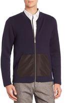 Strellson Eric Virgin Wool Blend Jacket