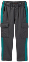 Tea Collection Side Striped Baby Cargo Pant (Baby Boys)