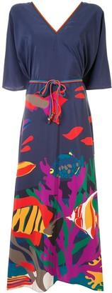 Eres Freshwater maxi dress